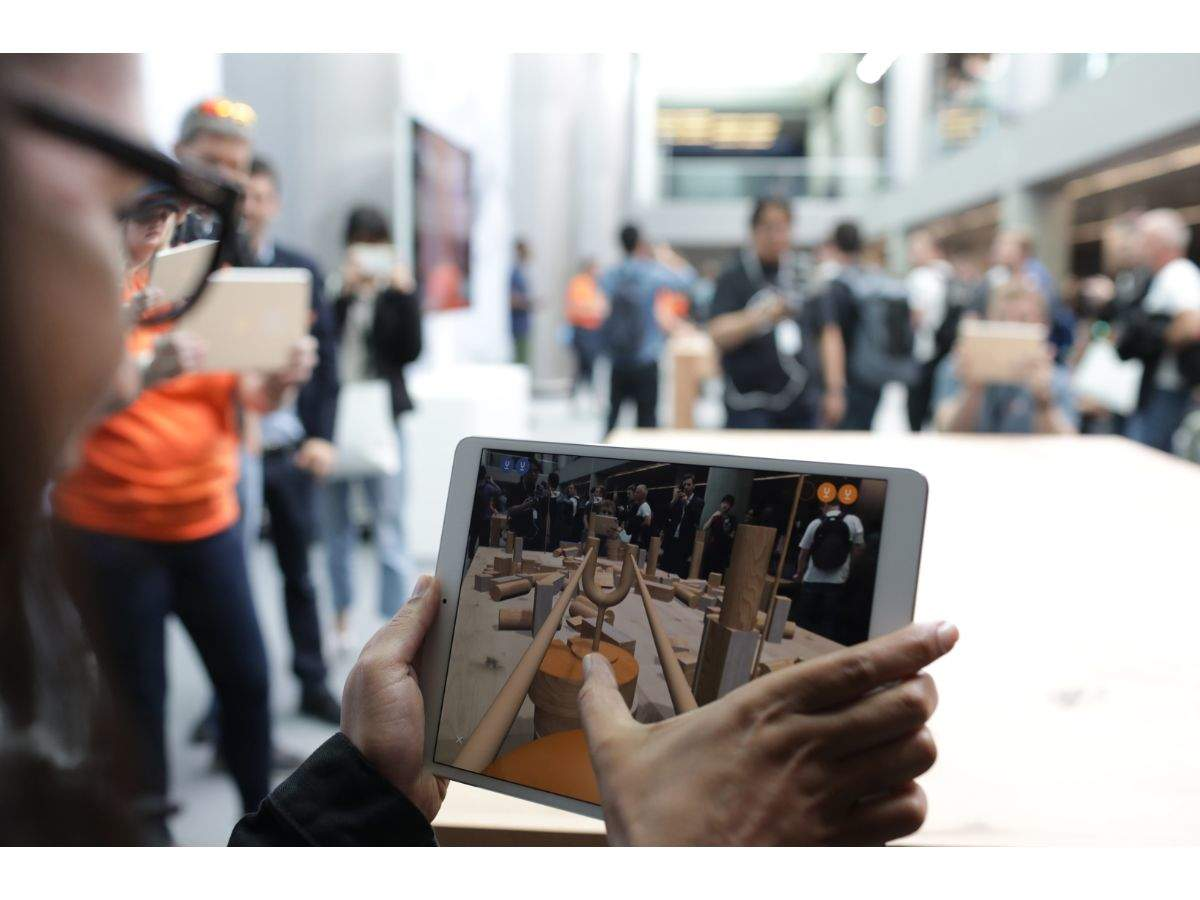 Focus on Augmented Reality apps