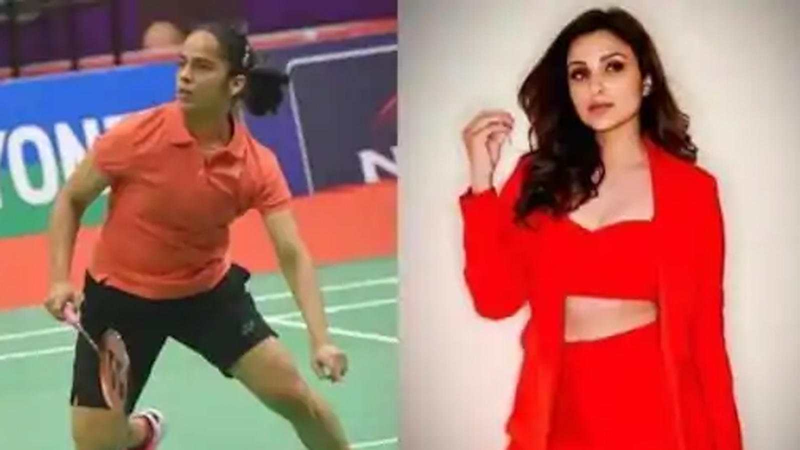 Saina Nehwal does not have time for Parineeti Chopra for her biopic?