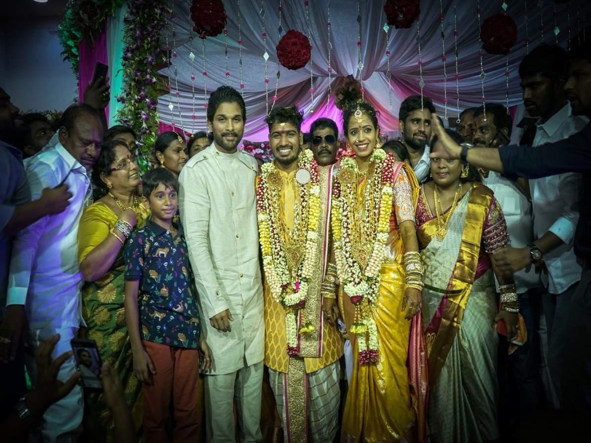 Sirish's wedding