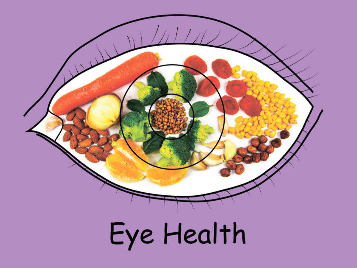 Eat these foods to improve your eyesight | The Times of India