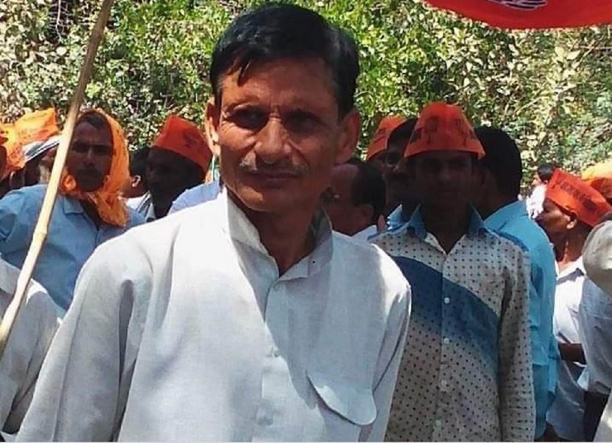 Amethi news | Surendra Singh: Former village head and close aide of