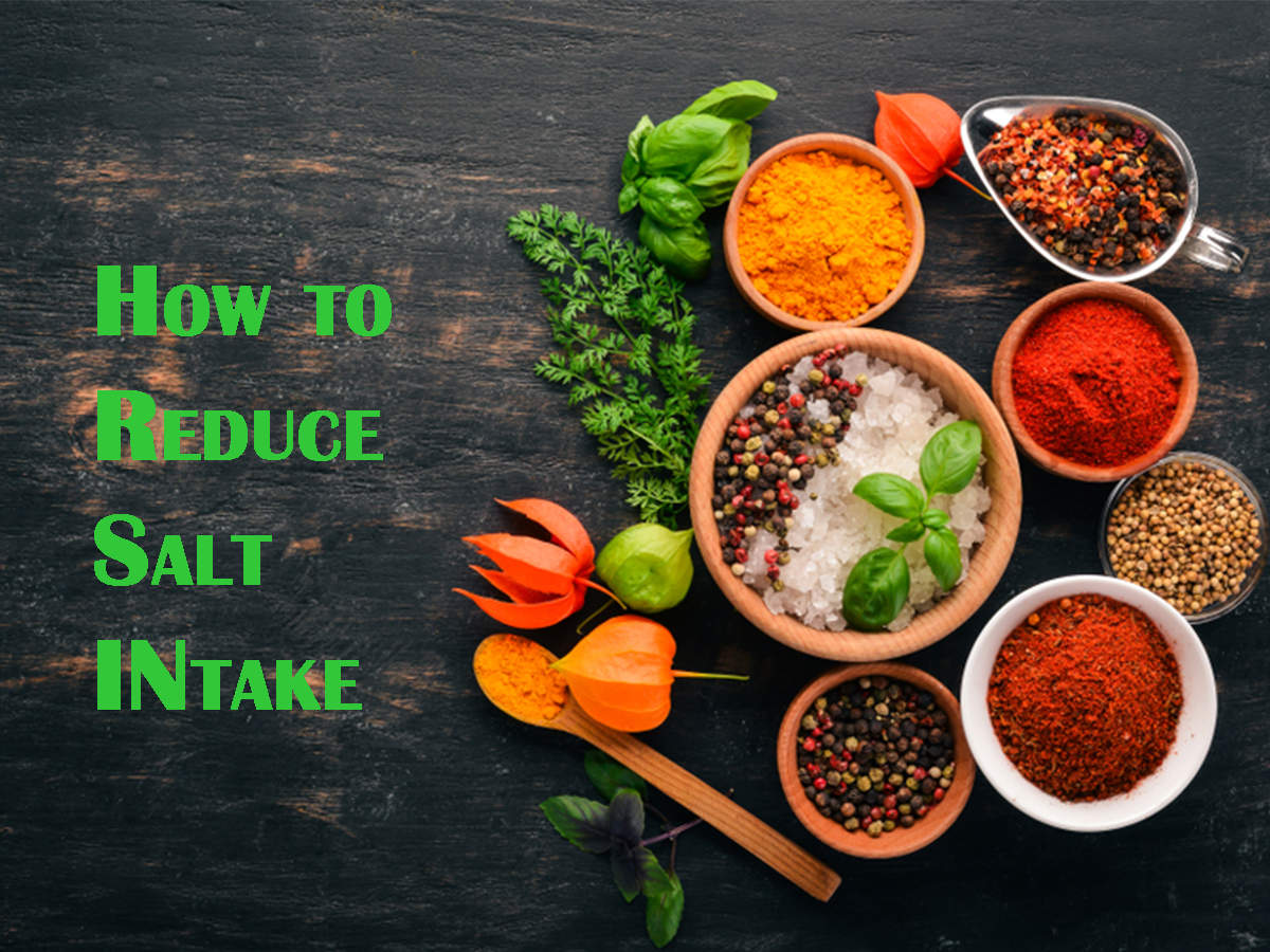 Trying to reduce your salt intake? Add these herbs and spices to make your food tastier