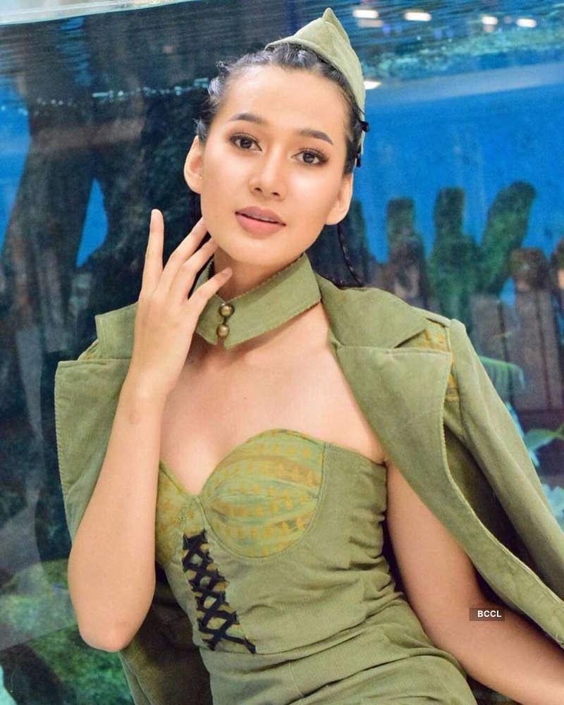 Tangky Sirirat crowned Miss Grand Ubonratchathani 2019