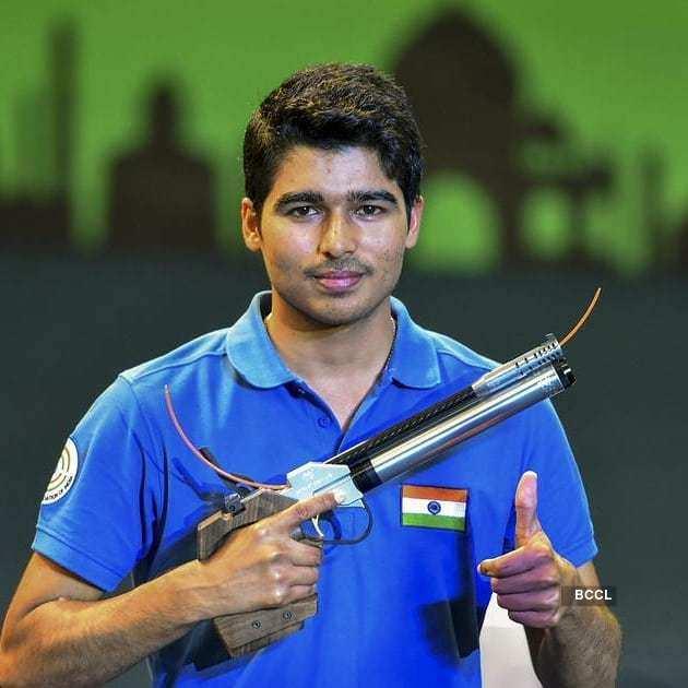 Gold medal winners Rahi Sarnobat earns spot for 2020 Olympics & Saurabh Chaudhary sets new record