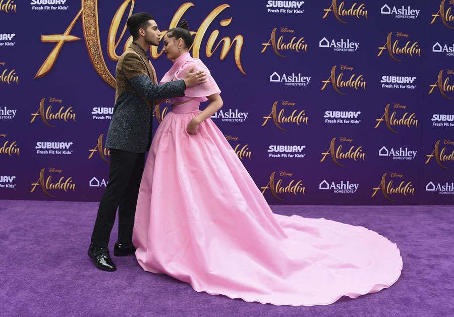 Aladdin: Premiere