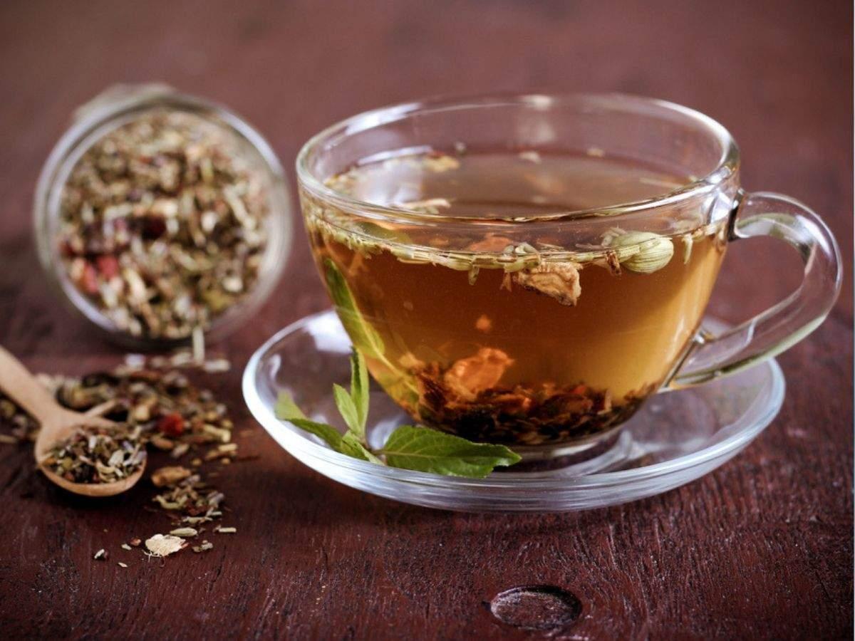 detox tea to flush out toxins