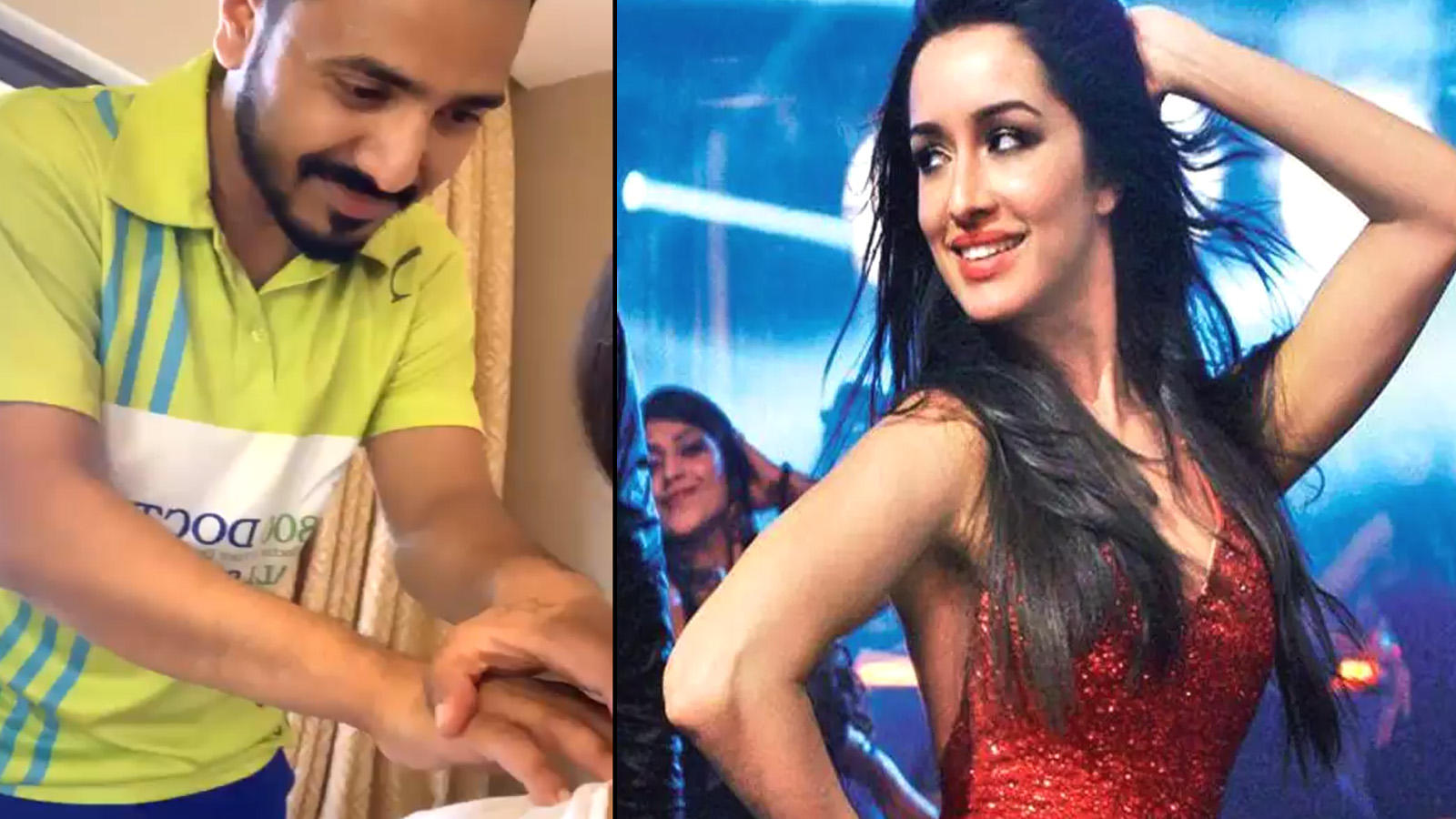 Shraddha Kapoor suffers muscle spasm on the sets of 'Street Dancer 3D'