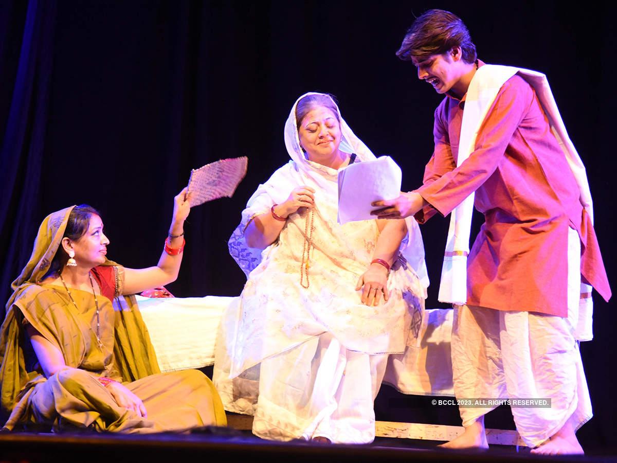 Kahani Teri Meri: A play