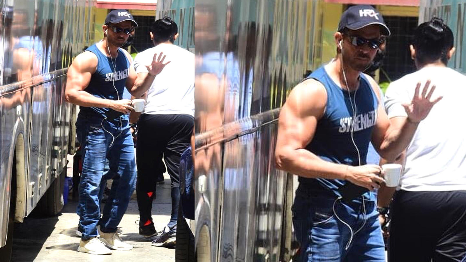 Here's why Hrithik Roshan thanked the paparazzi!