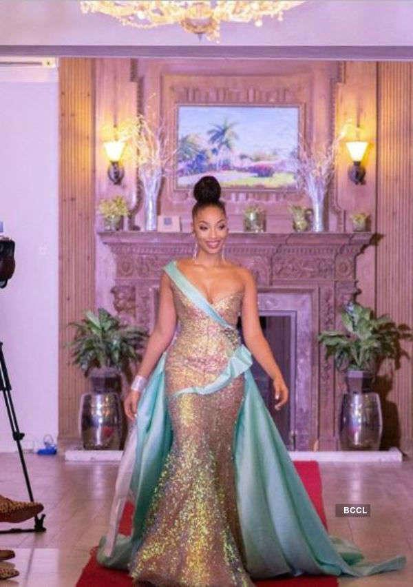 Nyah Bandelier crowned Miss World Bahamas 2019