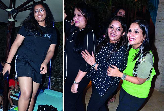 (L) Ashita Roongta (R) Gitika Jain, Sarika Vasan and Richa Agarwal (BCCL/ IB Singh)