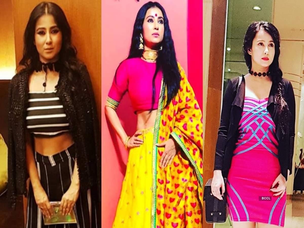 Irabotir Chupkotha' actress Monami Ghosh is a true blue