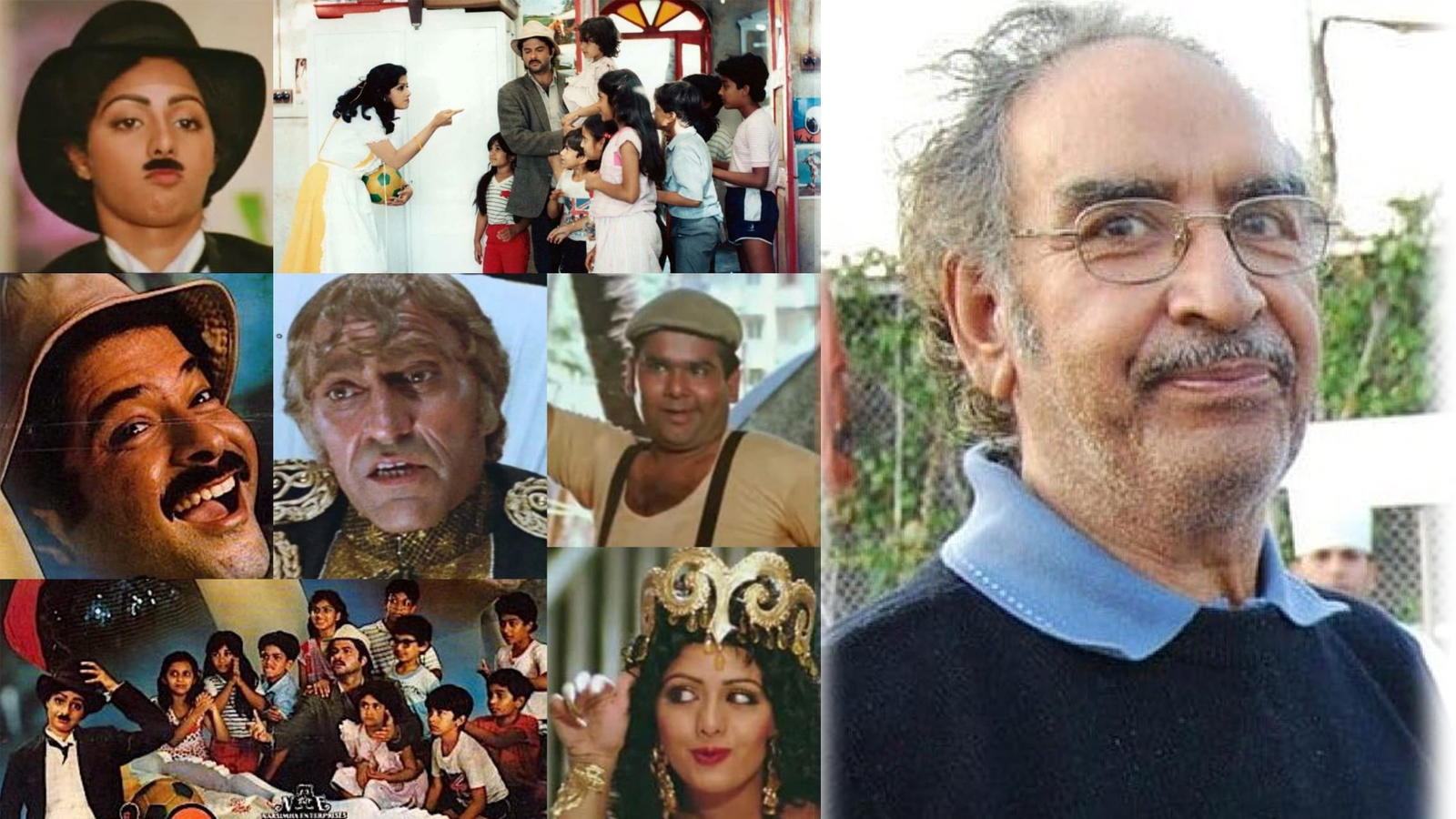 Anil Kapoor dedicates 32nd anniversary of  'Mr. India' to Ajay Devgn's father Veeru Devgan