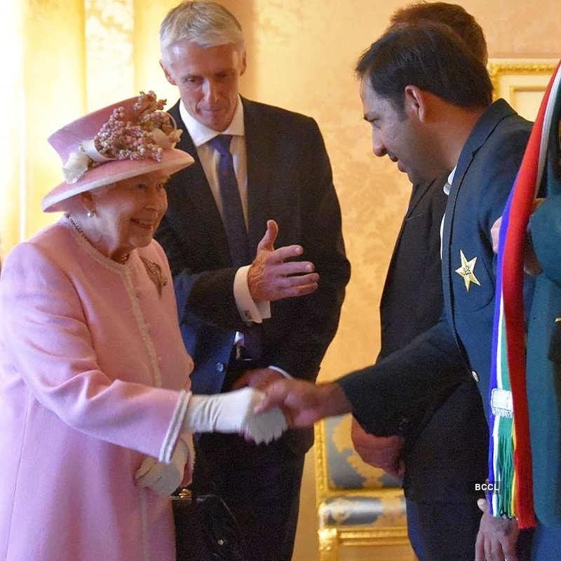 Cricket World Cup 2019: Virat Kohli & other captains meet Queen Elizabeth