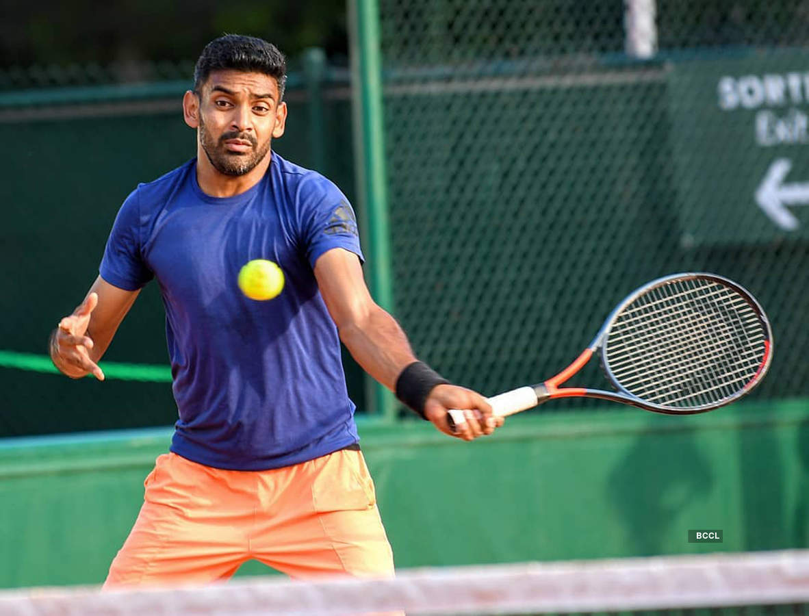 Divij Sharan and Marcelo Demoliner enter second round at French Open