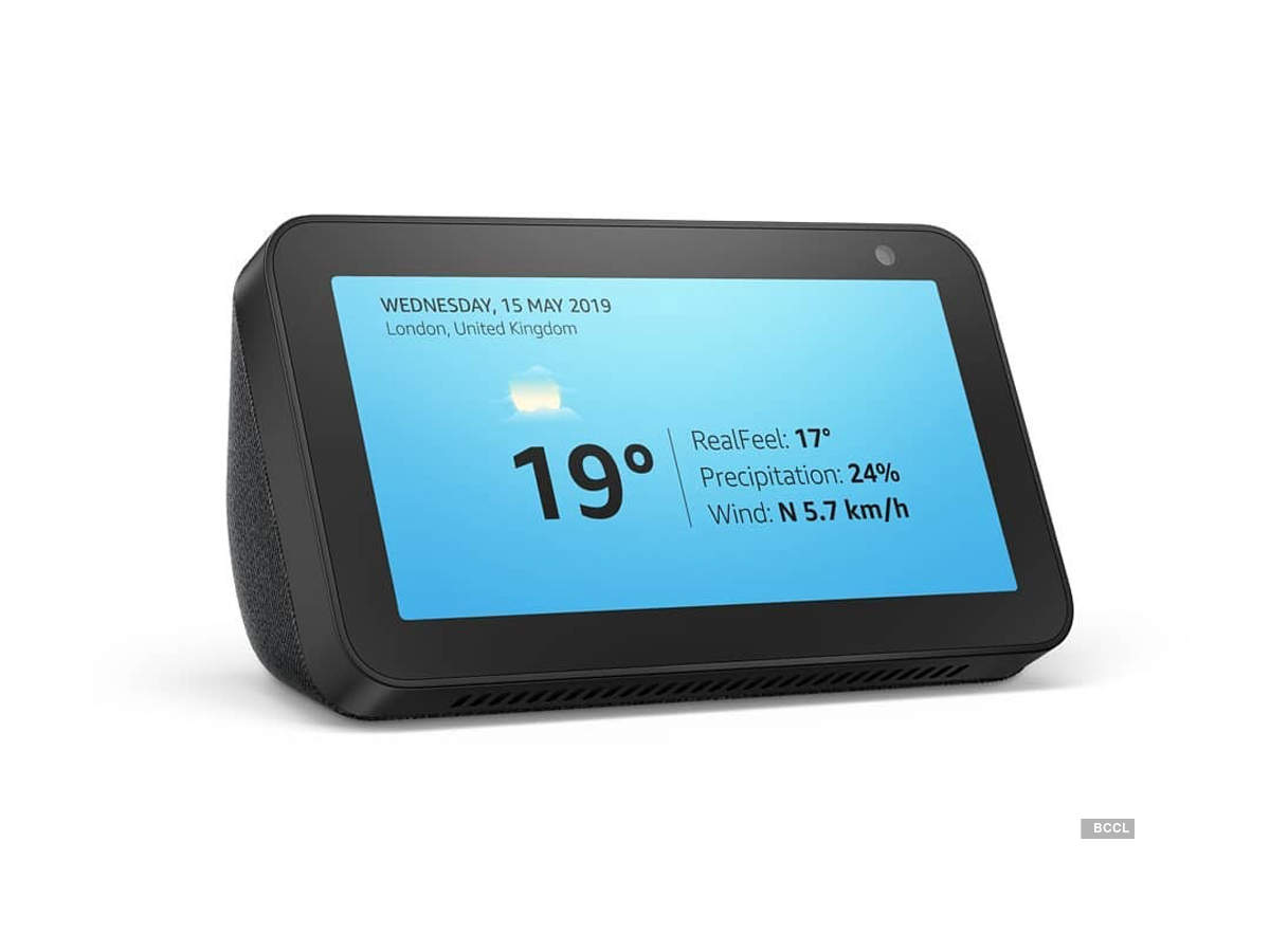 Amazon launches Echo Show 5 in India