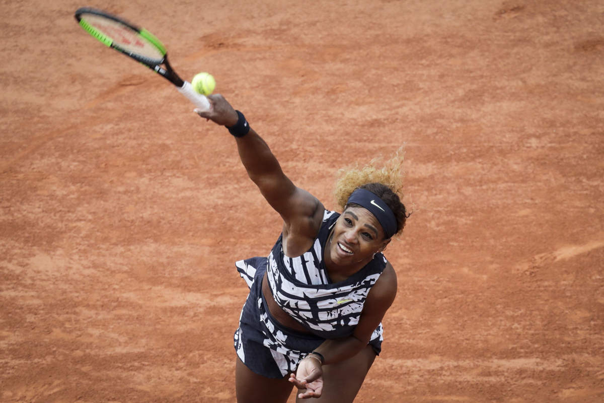Major players who are in and out of the French Open