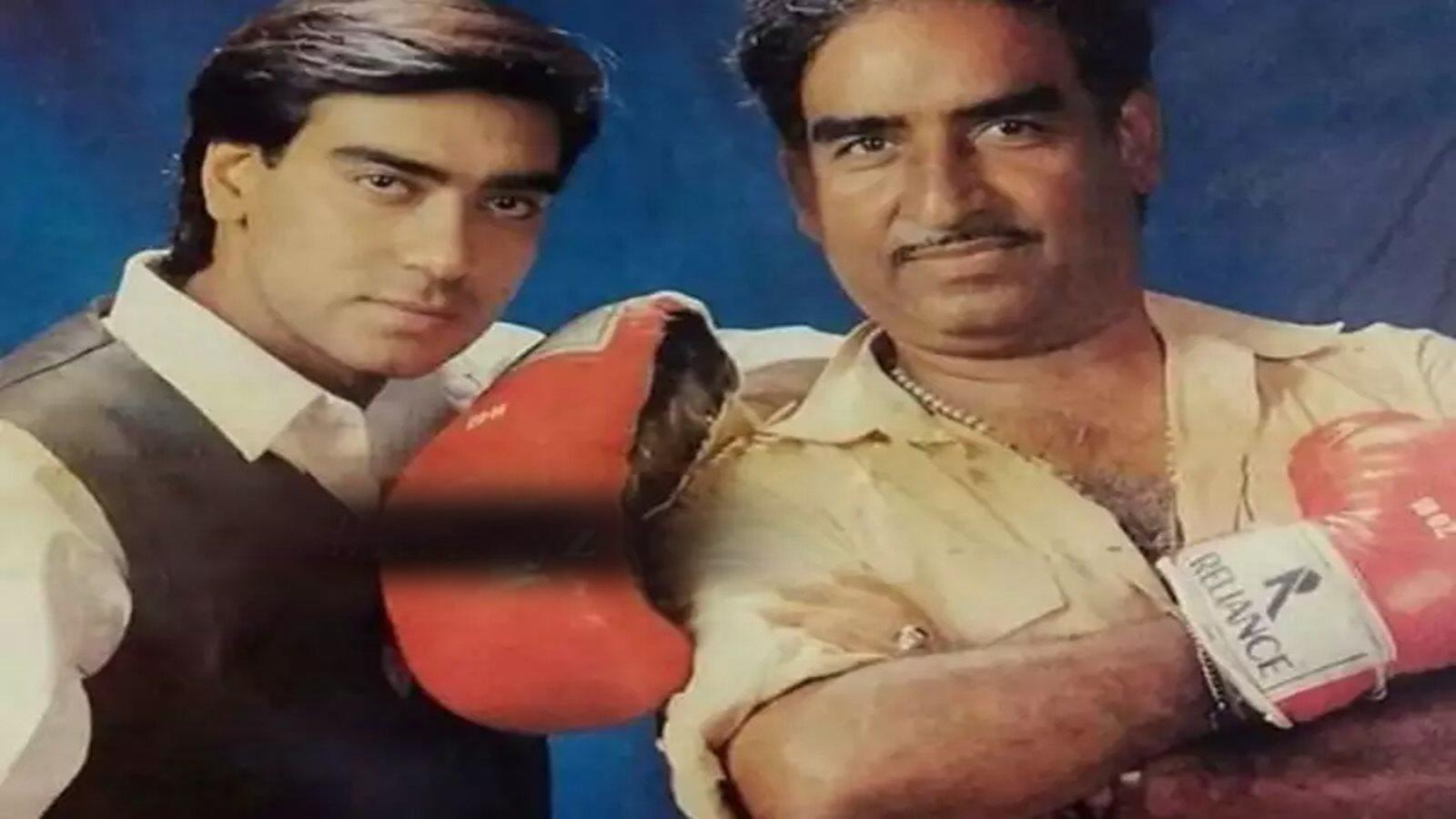 Ajay Devgn recalls how his father Veeru Devgan showed up with 200 fighters to save him from angry mob
