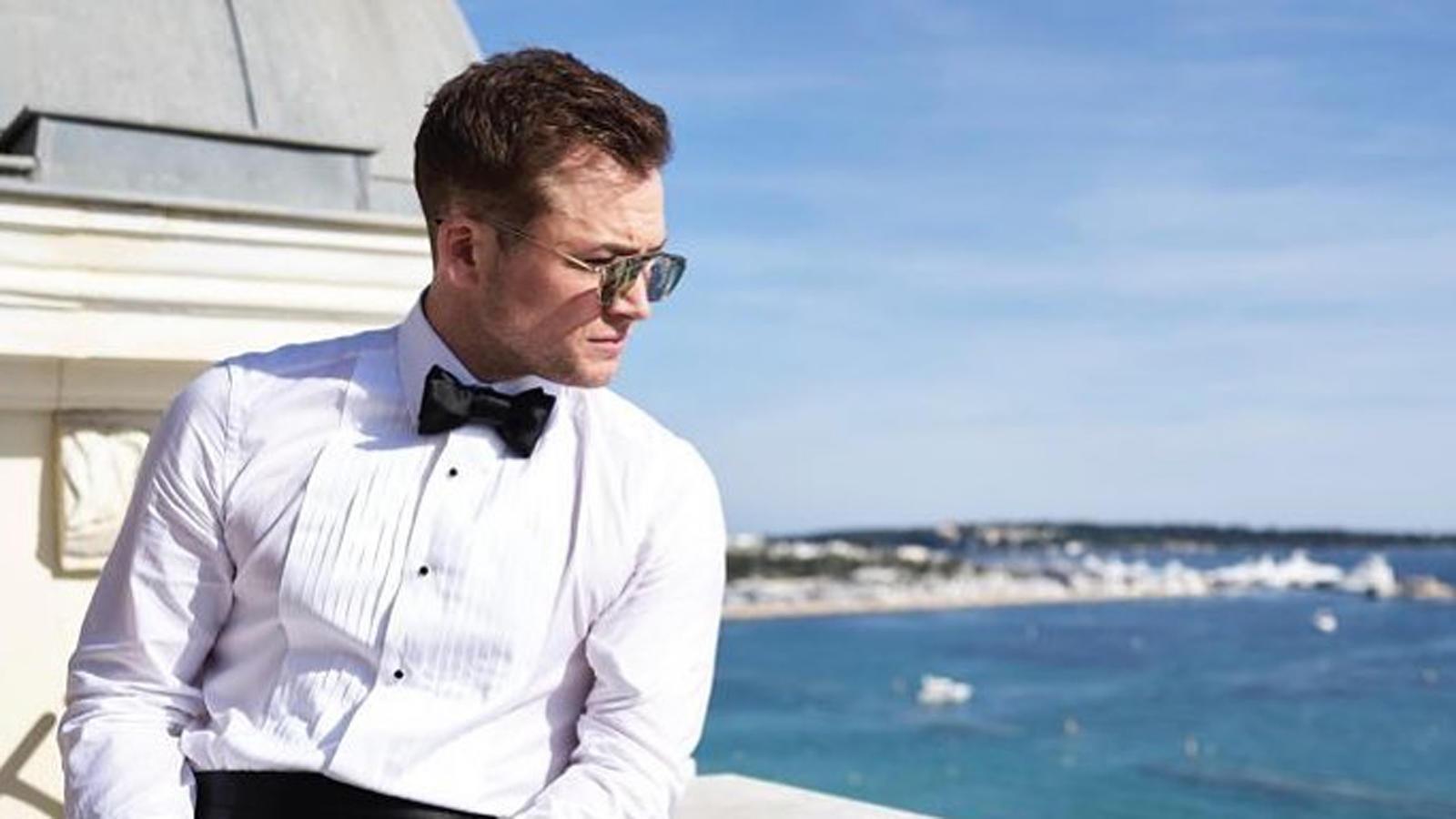 Taron Egerton shares about his transformation process for 'Rocketman'