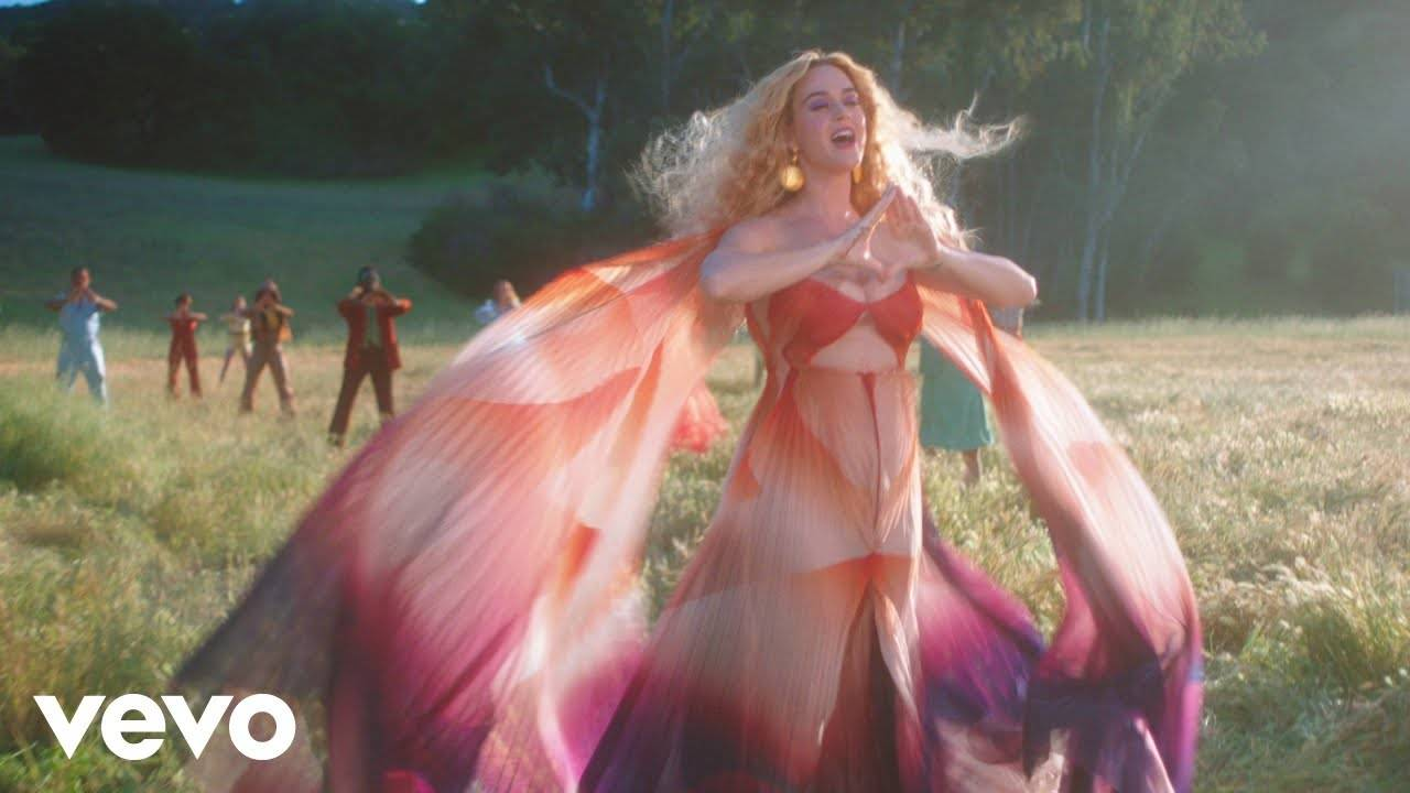 Latest English Song 'Never Really Over' Sung By Katy Perry