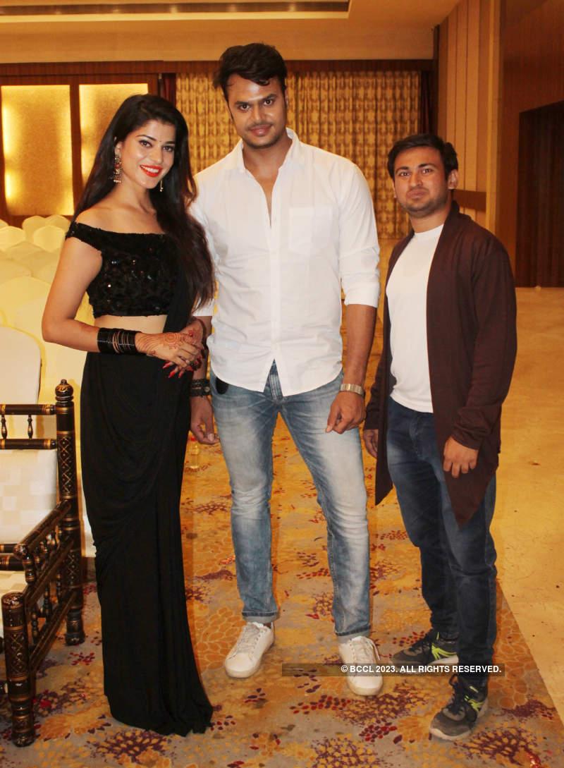 TV actors Ashish Dixit and Shweta Kanoje tie the knot in Nagpur