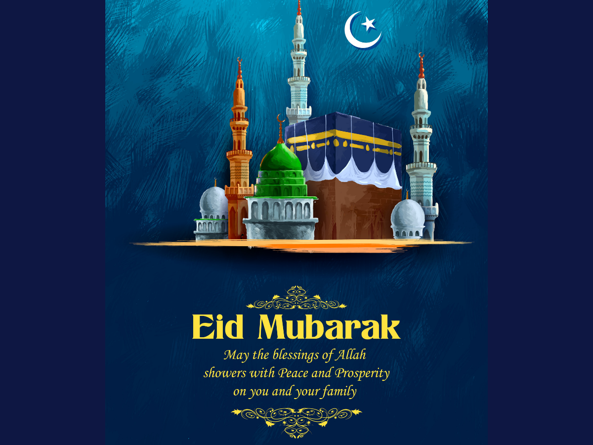 Happy Eid-ul-Fitr 2020: Eid Mubarak Wishes, Images, Messages, Quotes