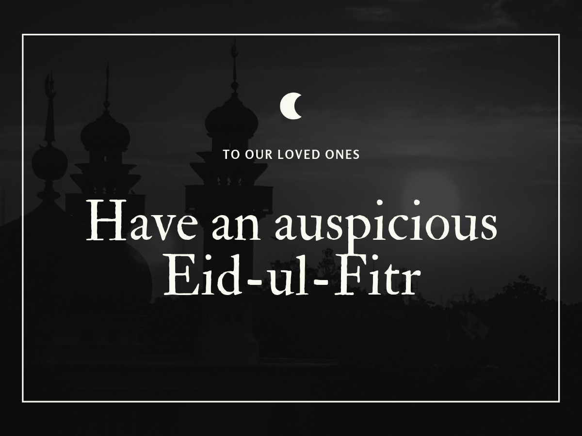 Happy Eid-ul-Fitr 2020: Messages, Greetings