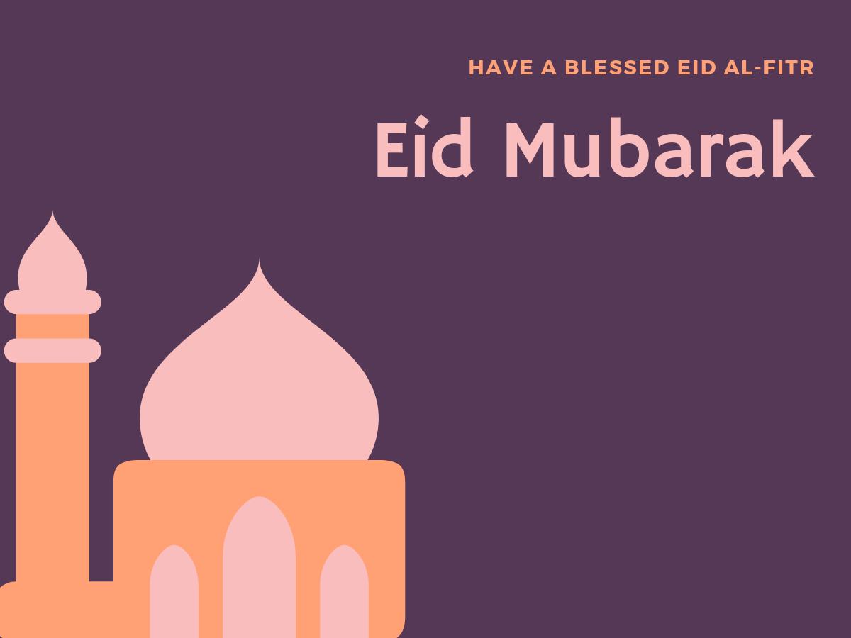 Eid Mubarak 2020: Messages, Greetings