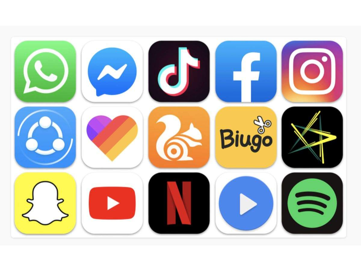 Android Apps Android Vs Iphone 10 Apps That Android Users Download More Than Iphone Users Gadgets Now
