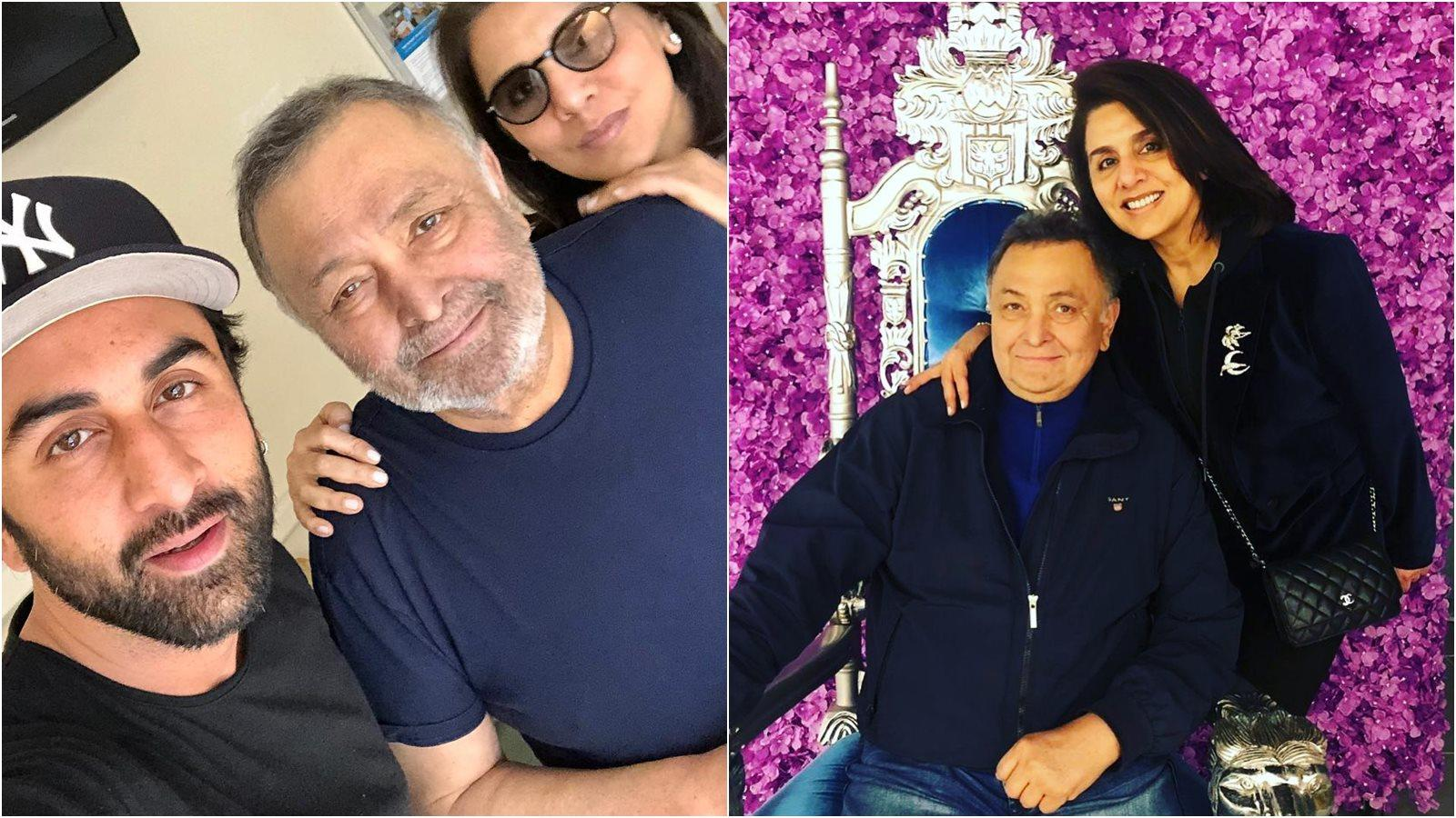 Rishi Kapoor is homesick now, desperate to return to India soon!
