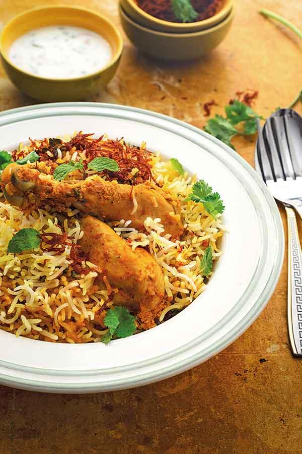 Biryani A Treasured Recipe Across India Times Of India