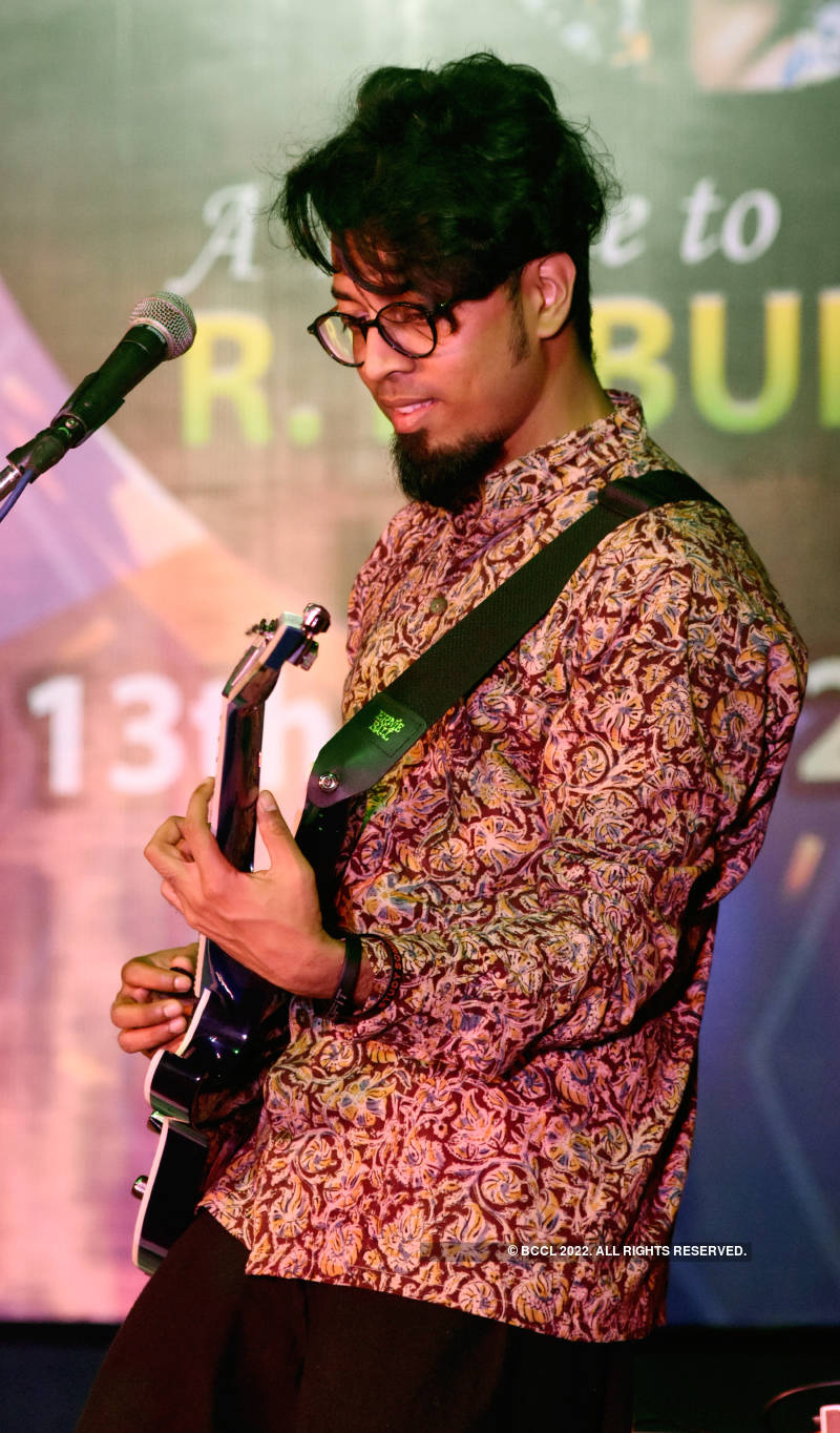 Musicians pay tribute to RD Burman