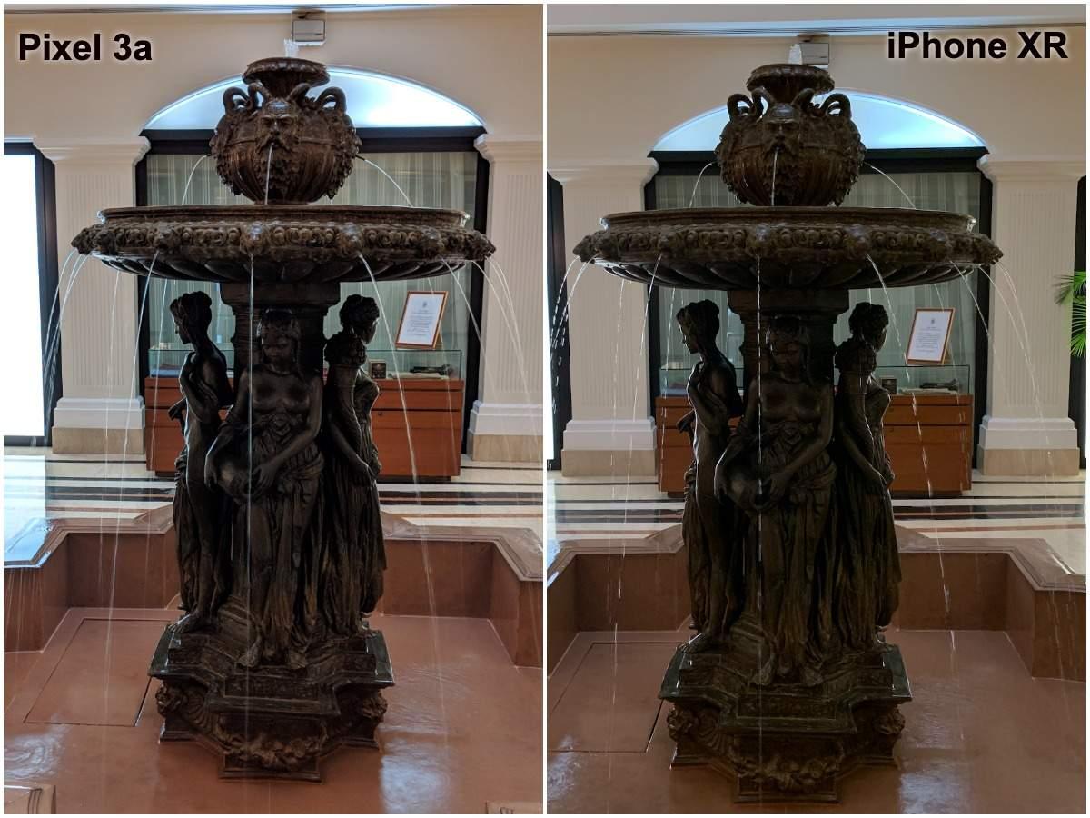 Pixel 3a vs iPhone XR camera: Regular daylight