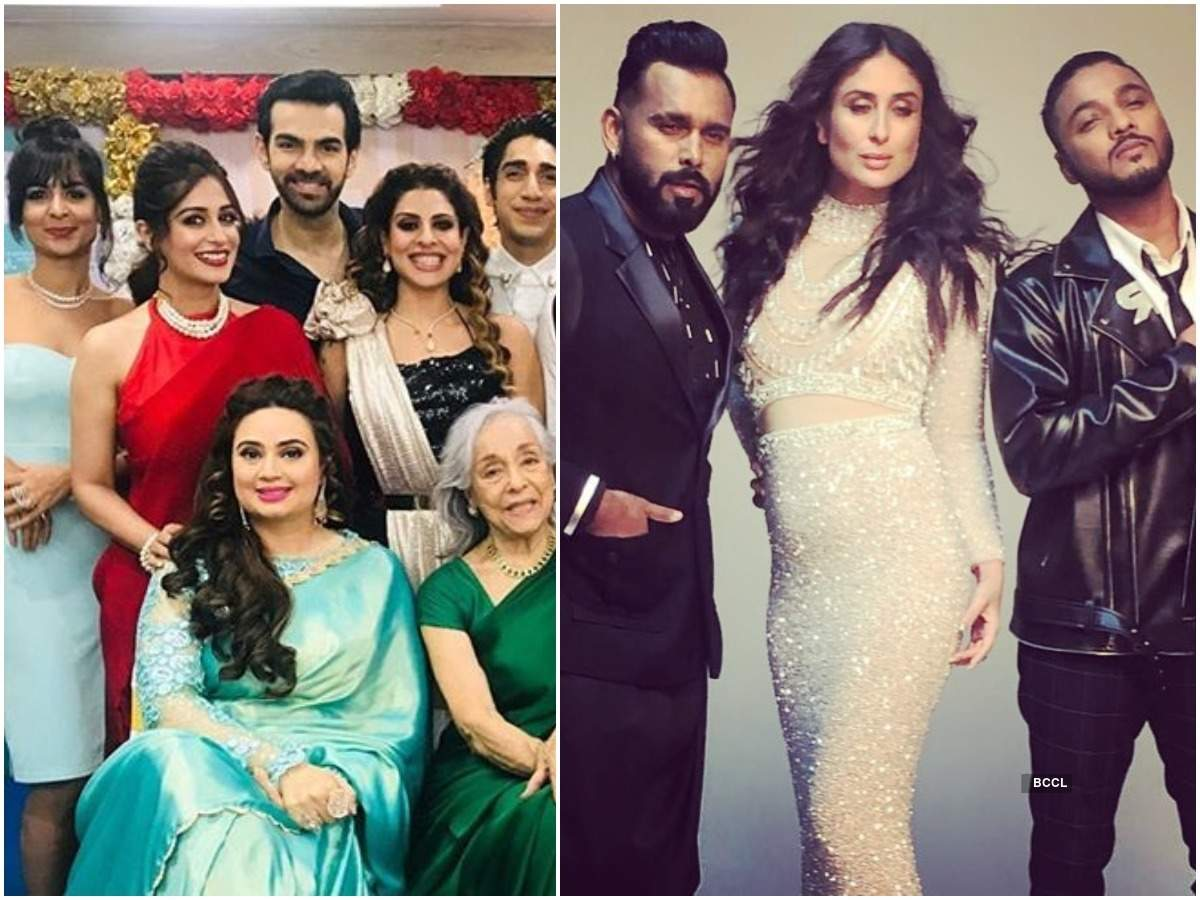 From Kahan Hum Kahan Tum to Dance India Dance: TV shows to