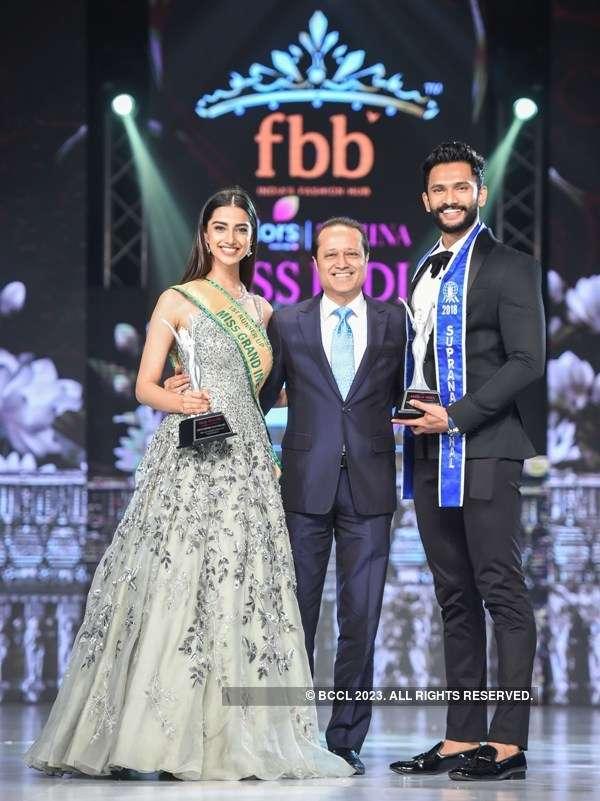fbb Colors Femina Miss India 2019 Awards Night: Pride of India