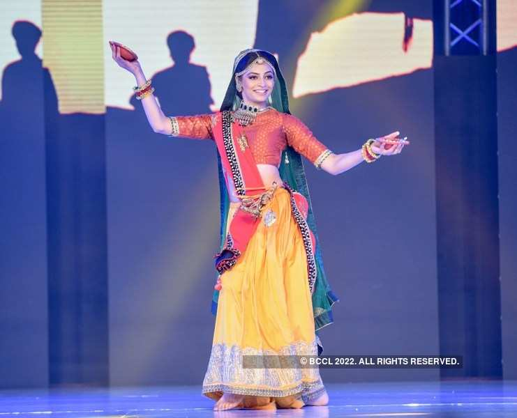fbb Colors Femina Miss India 2019 Awards Night: INIFD Talent Round
