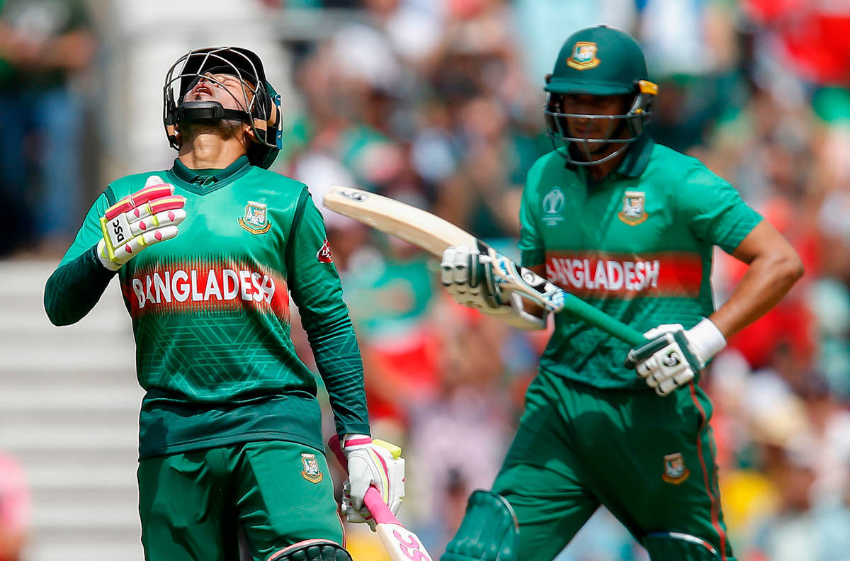 Bangladesh thrash South Africa with record-breaking ODI total