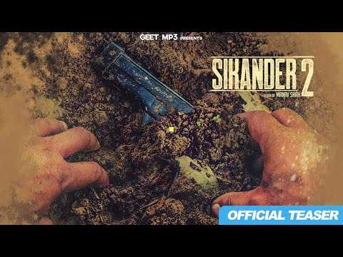 Sikander 2 - Official Teaser