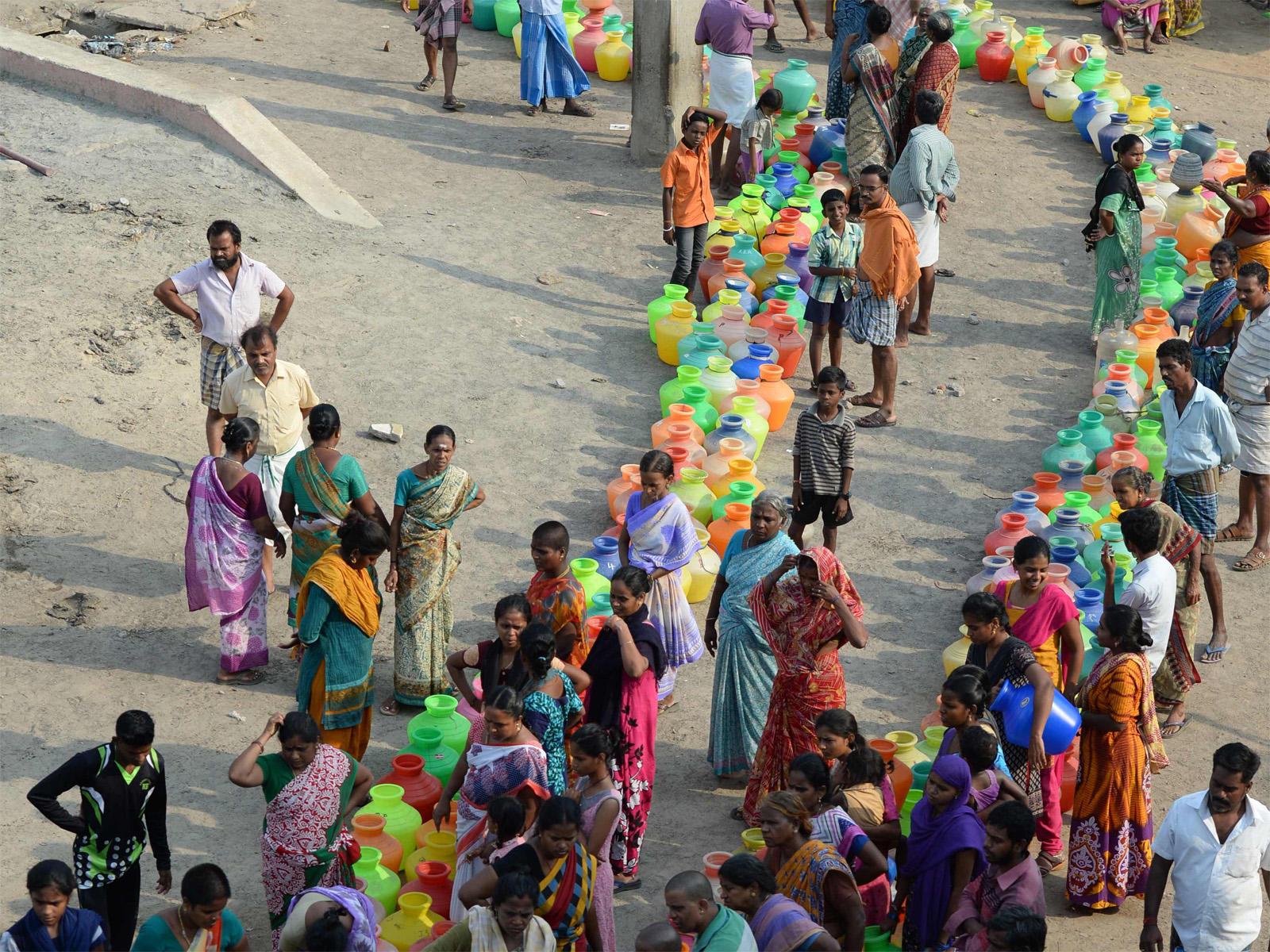 chennai-water-scarcity
