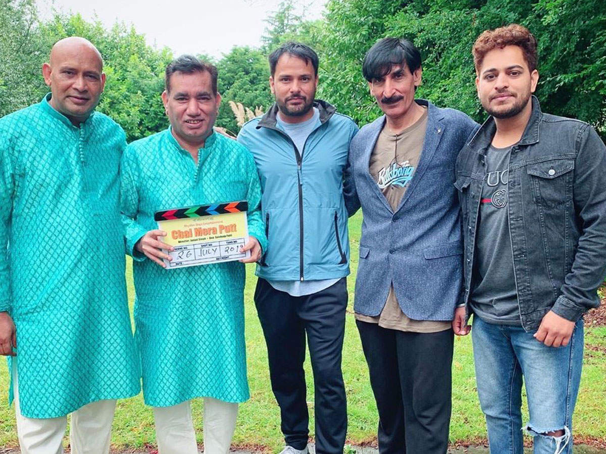 Chal Mera Putt: From the lead cast to release date