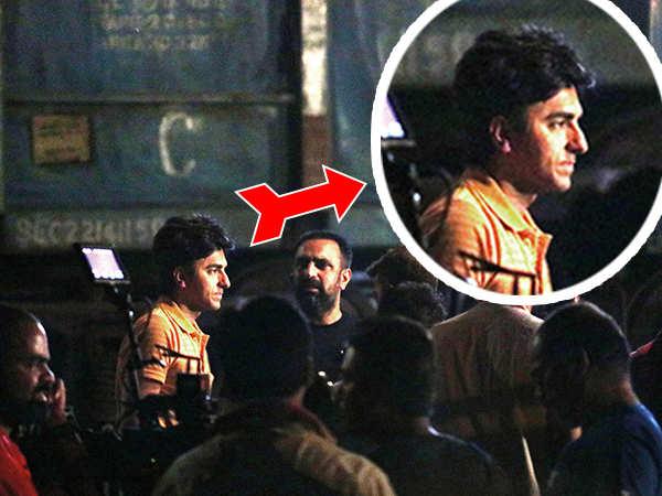 Ayushmann Khurrana's midnight shoot in Kanpur