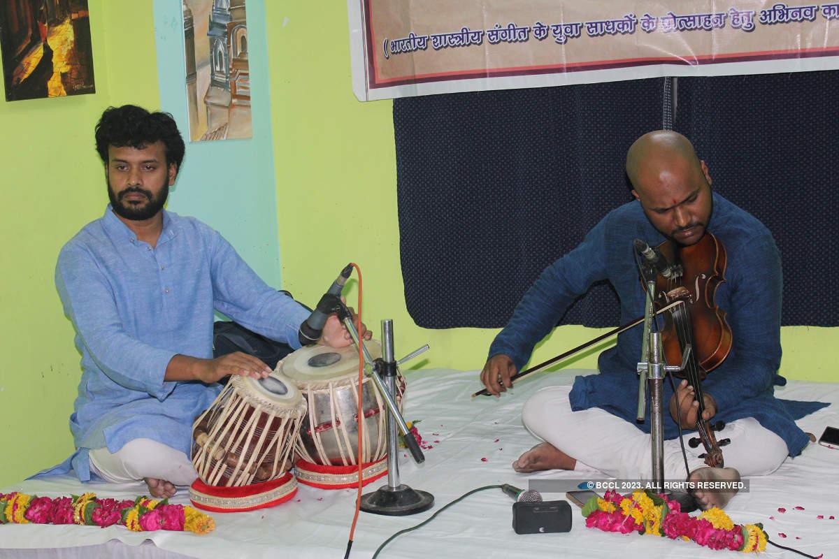 Some soulful music for Banarasis
