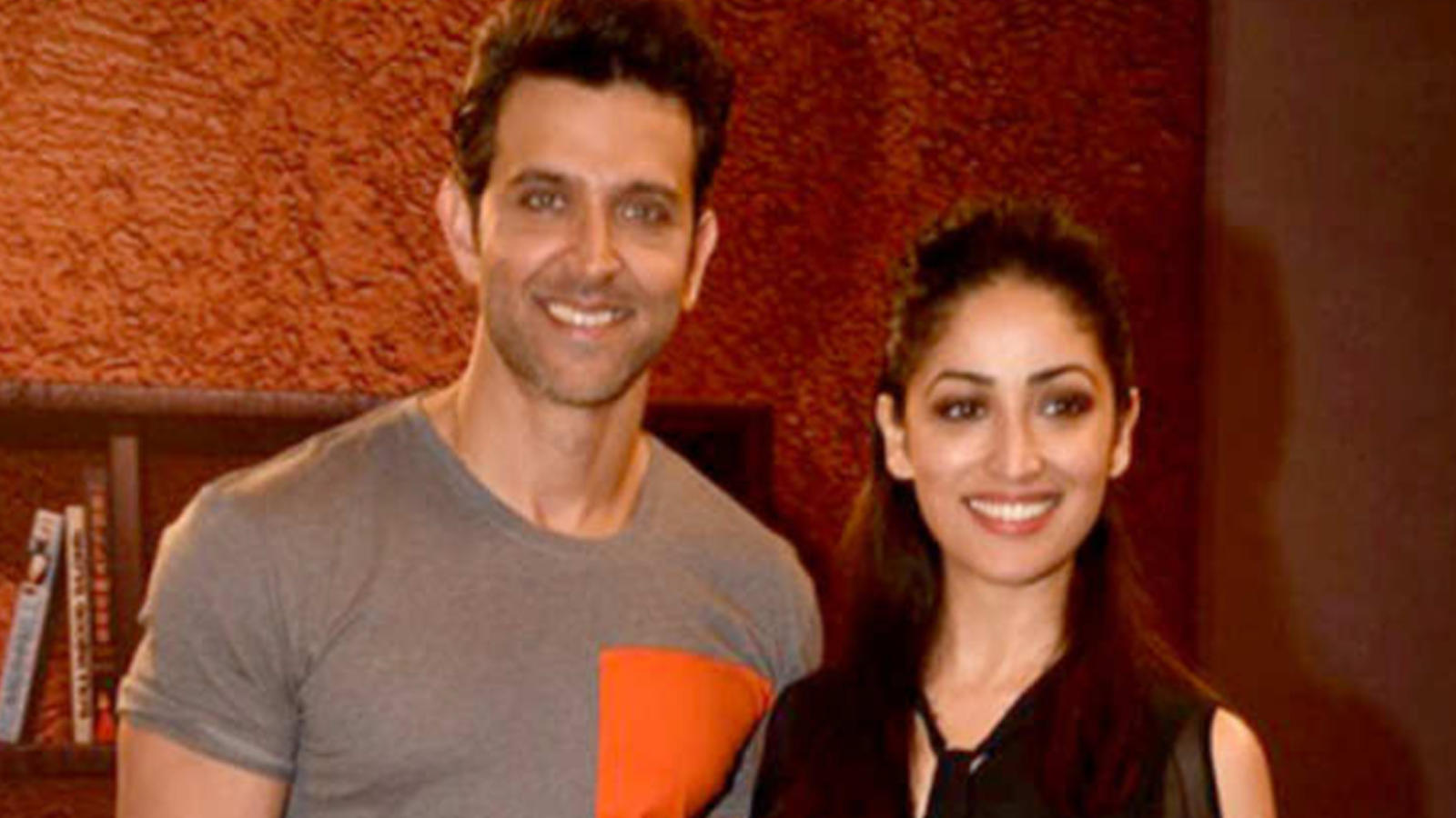 Yami Gautam and Hrithik Roshan promote 'Kaabil' in China