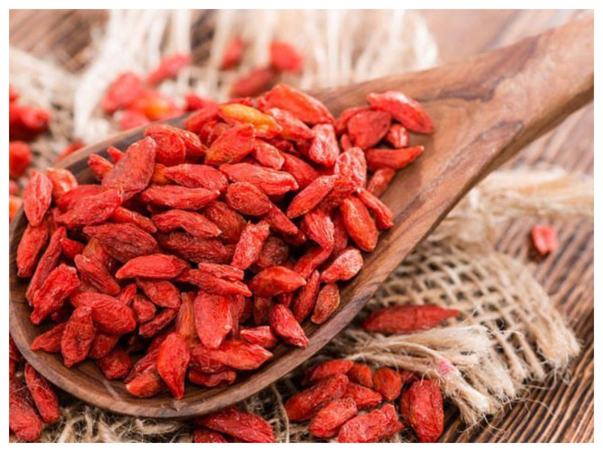 Weight Loss Tip 7 Reasons That Make Goji Berry Effective In