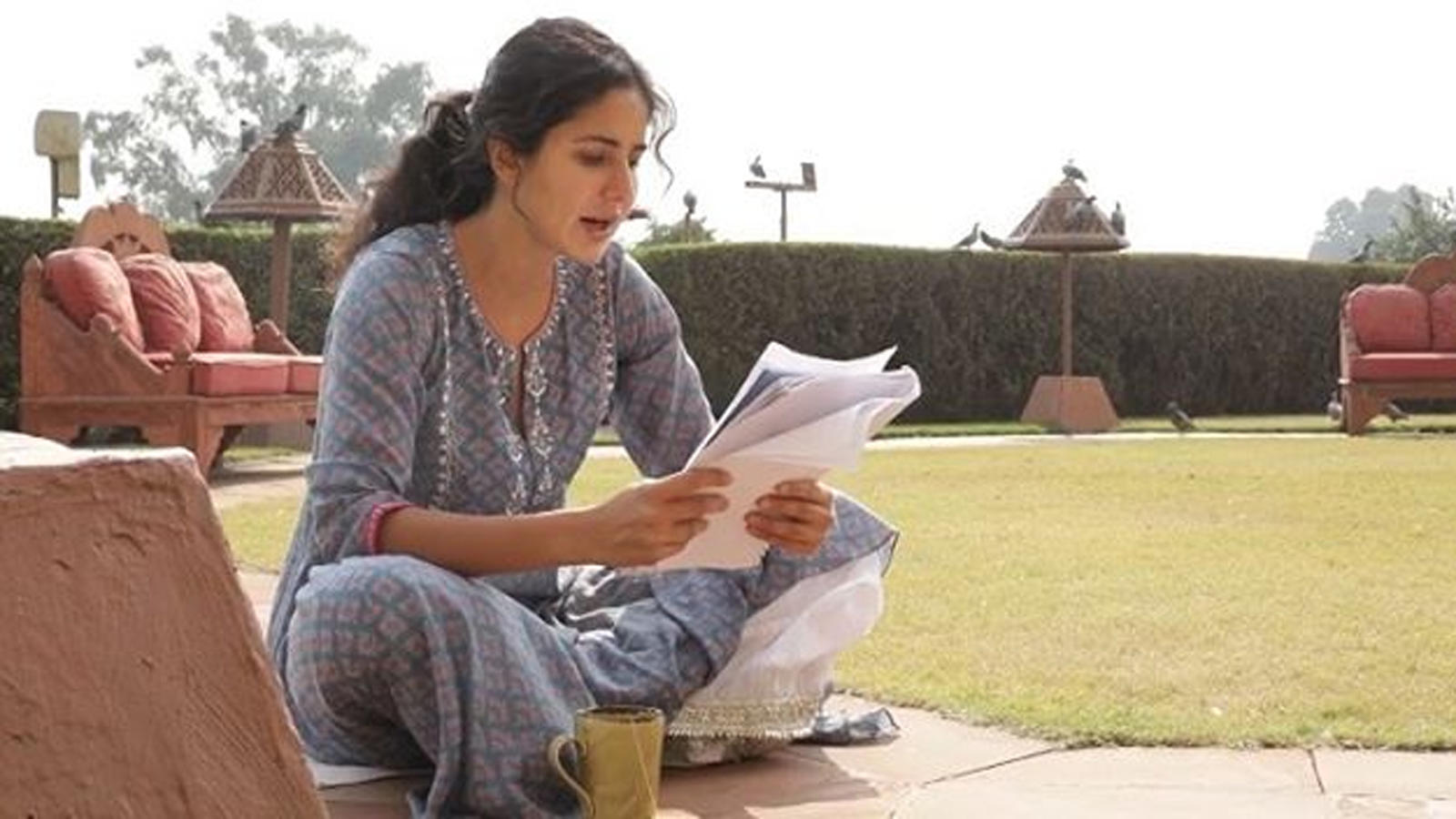 Katrina Kaif having sleepless nights before 'Bharat' release