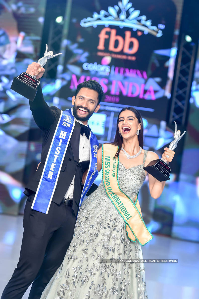 fbb Colors Femina Miss India 2019 Awards Night: Pride of India