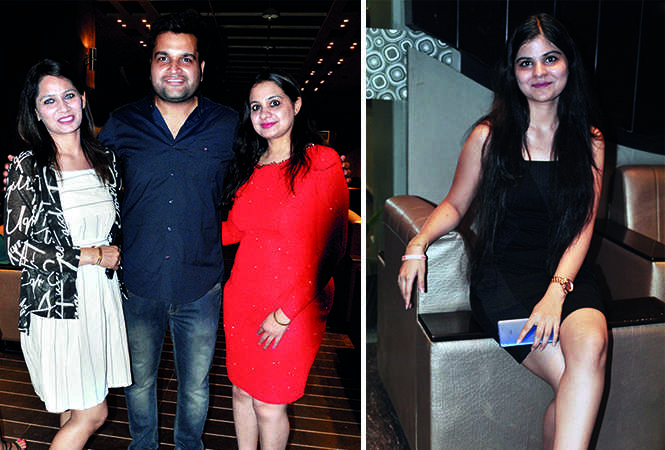 (L) Ishita and Arjun Shweta (R) Jaya (BCCL/ AS Rathor)