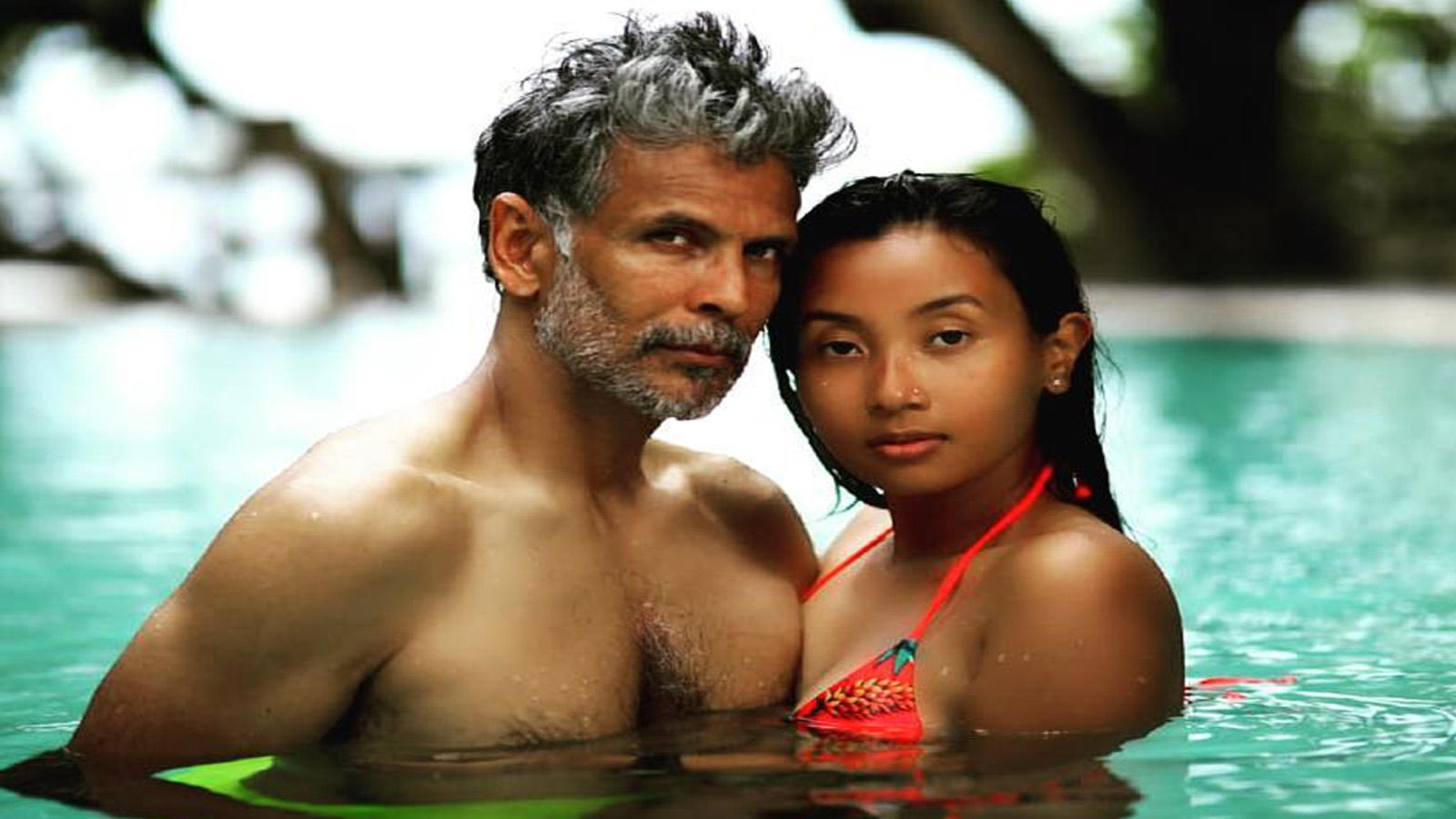 Despite their 26 years age gap, this is how Ankita Konwar convinced her family to marry Milind Soman