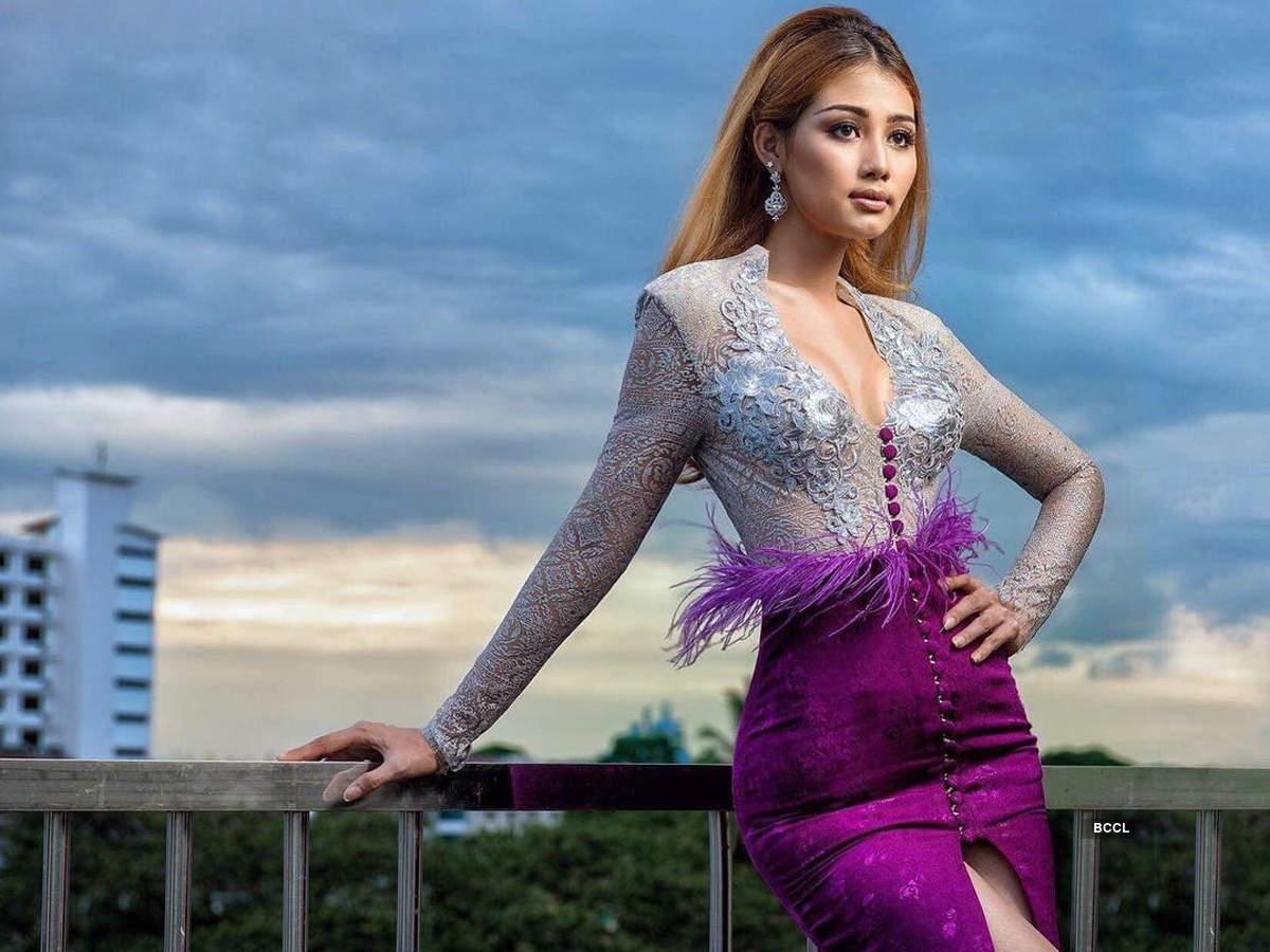 Swe Zin Htet crowned Miss Universe Myanmar 2019