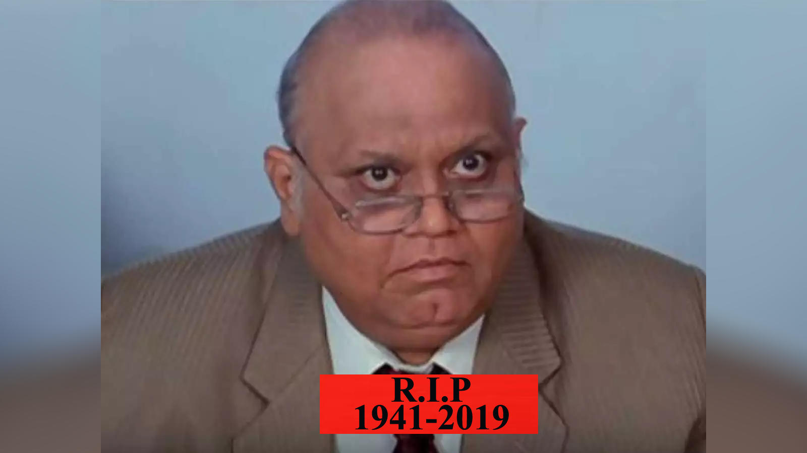 Veteran actor Dinyar Contractor passes away